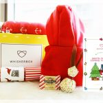 December 2016 WhiskerBox Meow Cat Box